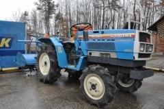 Мини трактор с фрезой